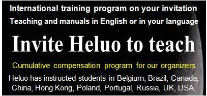 Heluo International Course study plan organizers Feng Shui, 9 Star Ki, Chinese Astrology