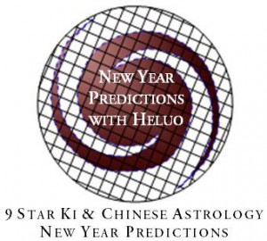 Heluo 9 Star Ki and Chinese Astrology New Year Predictions