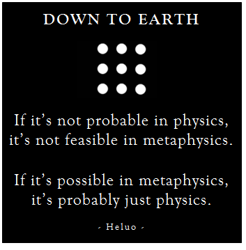Heluo Hill physics versus metaphysics