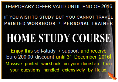 Heluo Hill - Home Study Correspondence Course discount